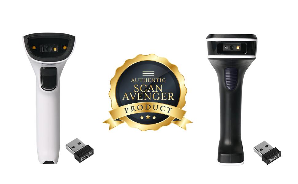 ScanAvenger Wireless 3-in-1 Scanner