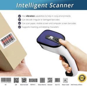 ScanAvenger Wireless Barcode Scanner